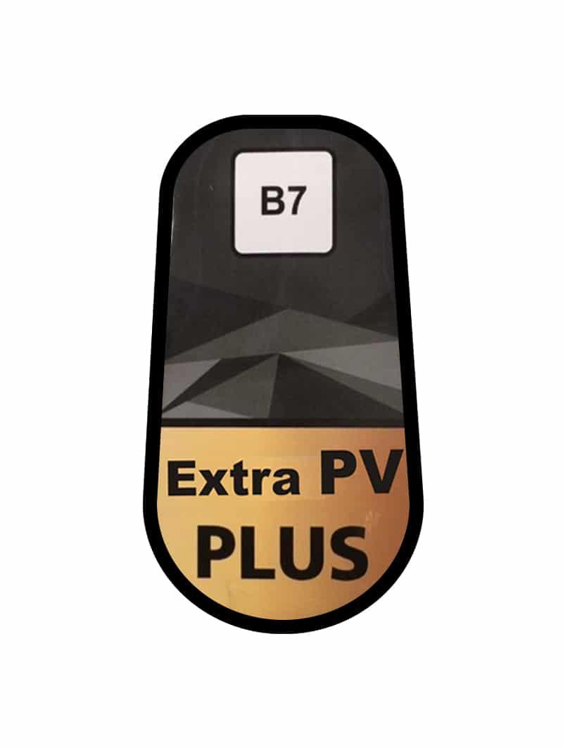 Extra PVPlus / B7