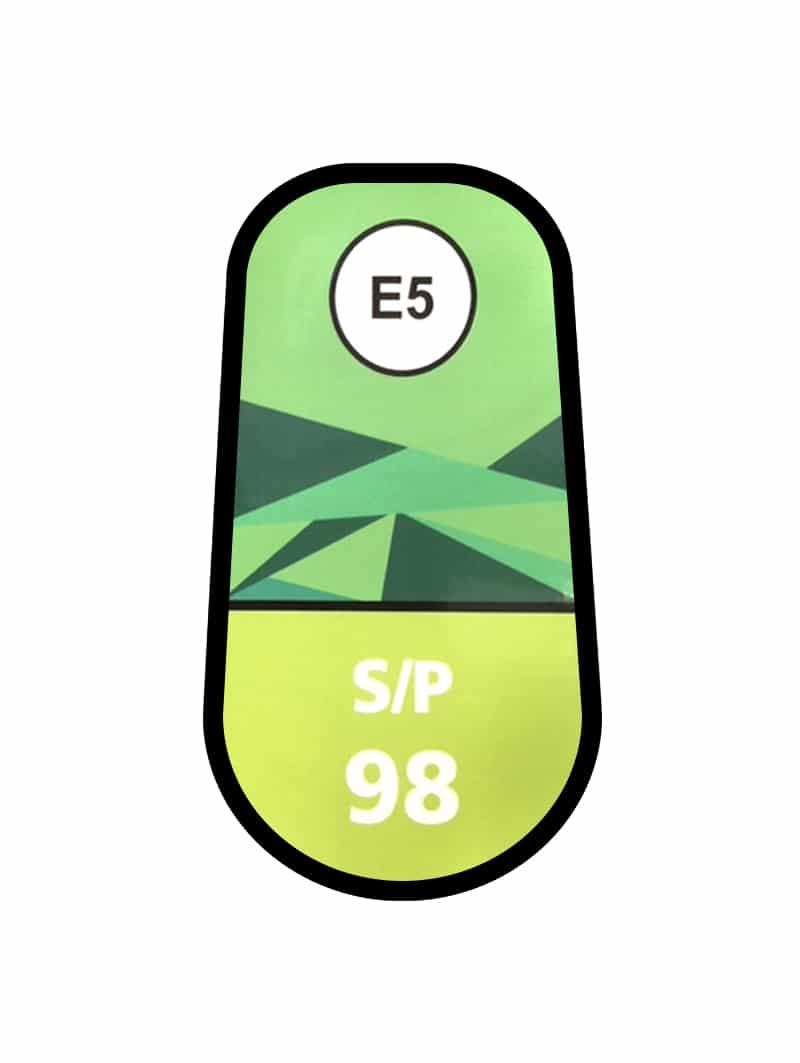 Sin plomo98 / E5